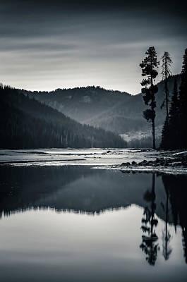 Photograph - Sparks Lake Stillness by Don Schwartz