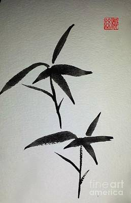 Sparrows Art Print