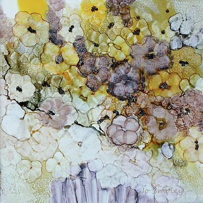Painting - Spash Of Sunshine by Joanne Smoley