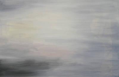 Special Clouds  Art Print by Harris Gulko