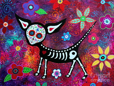 Painting - Special Perrito by Pristine Cartera Turkus