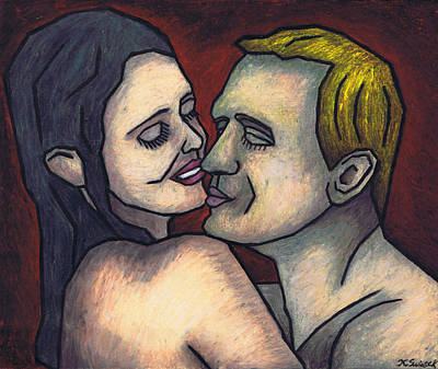 Special To Me Art Print by Kamil Swiatek