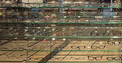 Photograph - Spectacles by Jocelyn Kahawai