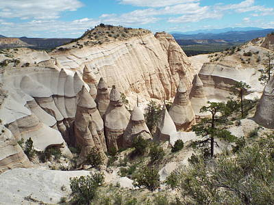 Photograph - Spectacular Slot Canyon Trail View-at-the-top by Cindy Croal