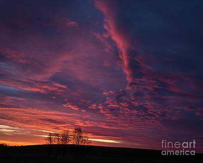 Photograph - Spectacular Sunrise by Joann Long