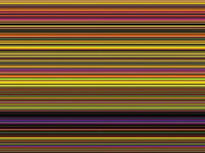 Spectra 10120 Art Print by Chuck Landskroner