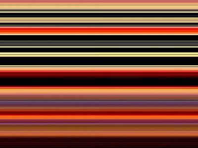 Spectra 10131 Art Print by Chuck Landskroner