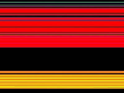 Spectra 10132 Art Print by Chuck Landskroner