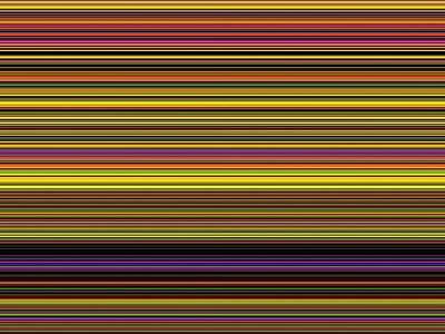 Spectra 10148 Art Print by Chuck Landskroner