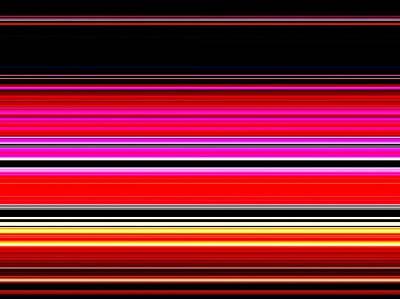 Spectra 898 Art Print by Chuck Landskroner