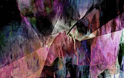 Painting - Spectrolite Span by Tlynn Brentnall