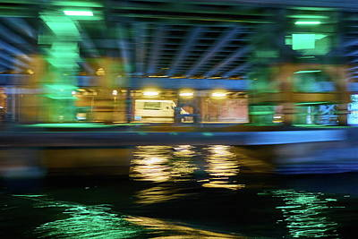 Photograph - Speed. Amsterdam by Jouko Lehto