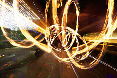 Photograph - Speed Spin by Ellery Russell