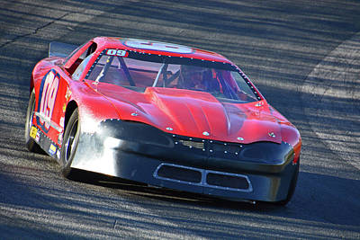 Photograph - Speeding Thru by Mike Martin
