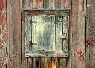 Photograph - Speical Barn Door At Hemingway Studio by Douglas Barnett