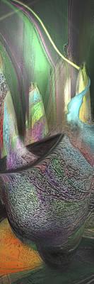 Digital Art - Spellbound Doris by Steve Sperry