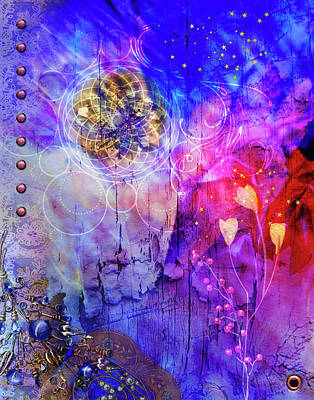 Digital Art - Spellbound by Linda Carruth