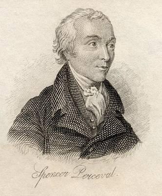 Spencer Perceval 1762-1812 British Art Print