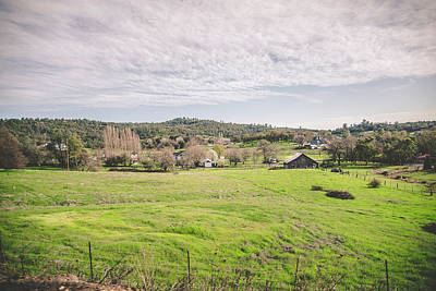 Photograph - Spenceville Countryside by Tracie Moore