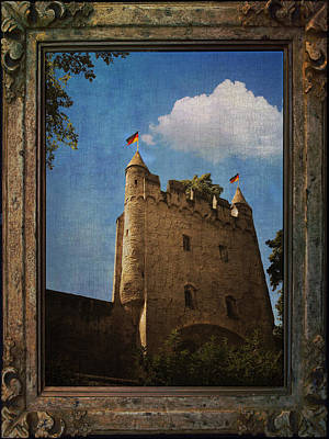 Photograph - Speyer Castle by Patrick J Osborne