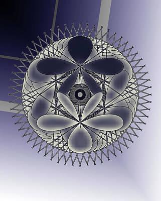 Digital Art - Sphere by Cathy Harper