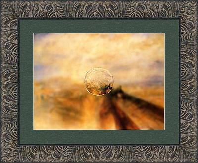 Digital Art - Sphere Collection by David Bridburg