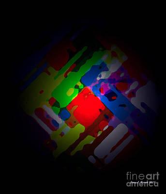 Mixed Media - Sphere by Jerry L Barrett