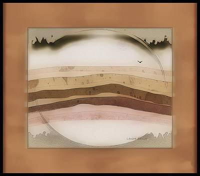 Mixed Media - Sphere by Lenore Senior