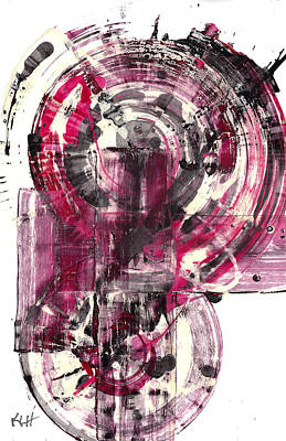 Painting - Sphere Series 1026.050412 by Kris Haas