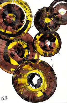 Painting - Sphere Series 862.121811 by Kris Haas