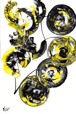 Painting - Sphere Series 881.122511 by Kris Haas