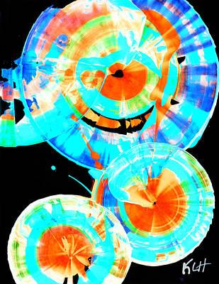 Painting - Sphere Series 965.030812vsscinv by Kris Haas