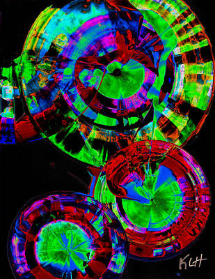 Painting - Sphere Series 965.030812vsscinvx2fddf by Kris Haas