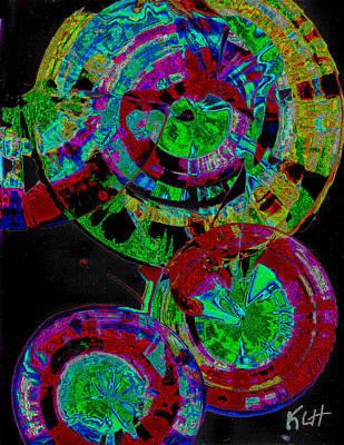 Digital Art - Sphere Series 965.030812vsscinvx4fddfx3 by Kris Haas