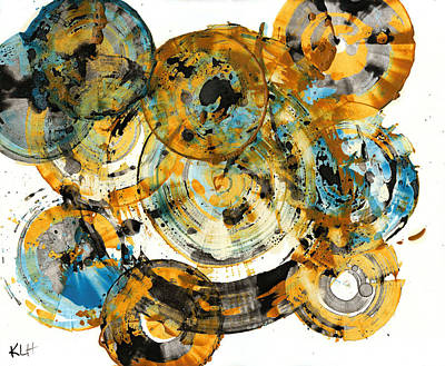 Painting - Sphere Series 991.042212vs by Kris Haas