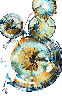 Painting - Sphere Series 999.042312 by Kris Haas