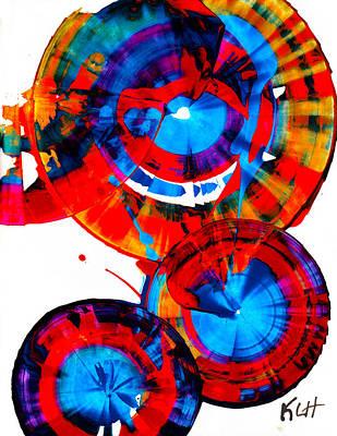 Painting - Sphere Series  by Kris Haas