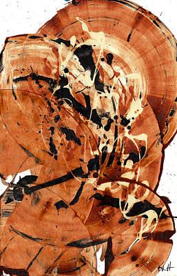 Spherical Joy Series 220.012611 Art Print by Kris Haas