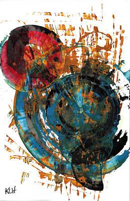 Painting - Spherical Joy Series 767.112811 by Kris Haas