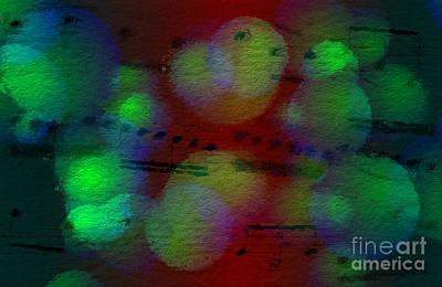 Digital Art - Spherical Serenade by Lon Chaffin