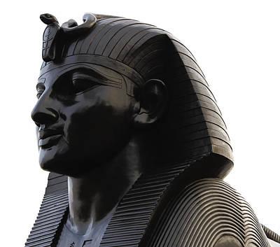 Sphinx Art Print by Daniel Hagerman