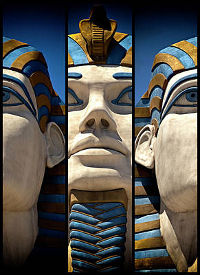 Photograph - Sphinx Views II by Ricky Barnard