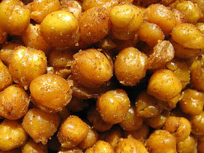 Photograph - Spicy Chick Peas by Lindie Racz