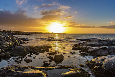 Spiddal Photograph - Spiddal, Galway by Philip Mulhall