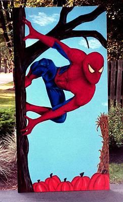 Fun Patterns - Spider-Man by Vincent Wolff