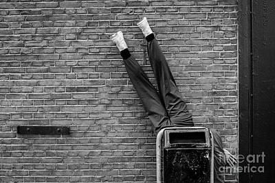 Photograph - Spiderman by Hans Janssen