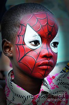 Comic. Marvel Photograph - Spiderrman by Bob Christopher