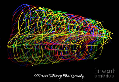 Photograph - Spin by Diane E Berry