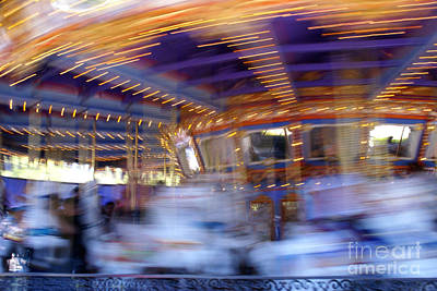 Photograph - Spin Fast by Linda Shafer