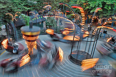 Photograph - Spin Me Around by Larry Mulvehill